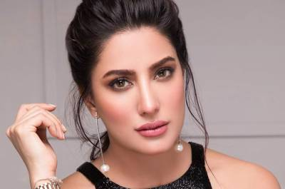 Gorgeous Mehwish Hayat lands in trouble over leaked video