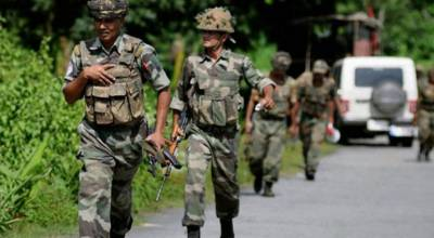 Indian Army Patrols come under grenades attack in Occupied Kashmir