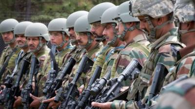 Indian Military prepared for surgical strike across Pakistani border, mock action at border with new tri services Division