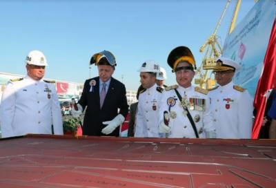 Pakistan Turkey Military relations enter into a new era