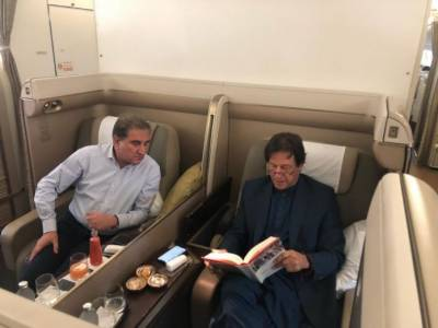 PM Imran Khan quits Saudi Prince MBS special plane, heads back to Pakistan via commercial flight from NY