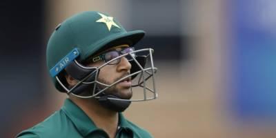 Young Pakistani Cricketer Imam Ul Huq breaks down disheartened