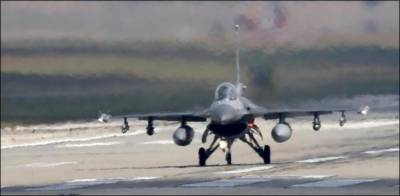 Reconnaissance drone shot down for violating airspace