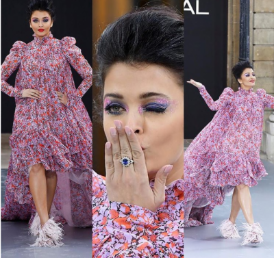 Former Miss World Aishwarya Rai Bachan mocked and humiliated at Paris Fashion Week