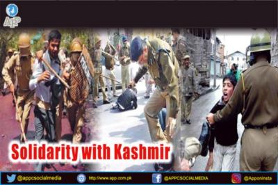 In a fresh crackdown, Indian troops arrests more Hurriyat leaders across Occupied Kashmir