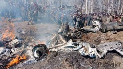 Indian Air Force had shot down own military helicopter with missile: Report