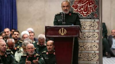 Iranian Military Commander threaten to annihilate Israel