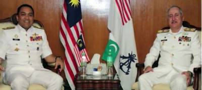 Malaysian Defence Minister lauds Pakistan Navy for maritime security