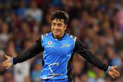 Afghan cricketer Rashid Khan makes it to Guinness World Record, breaking Pakistan's Waqar Younis world record