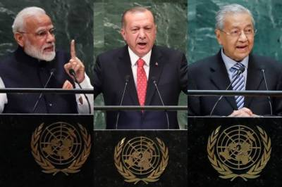 Frustrated India lashes out at Turkey and Malaysia for supporting Pakistan against India over Occupied Kashmir