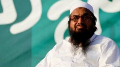 Hafiz Saeed's UNSC sanctioned pocket money seems biggest problem of Indian foreign policy?
