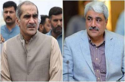 Khawaja brothers get a blow from the Accountability Court in Paragon Housing Society corruption scandal