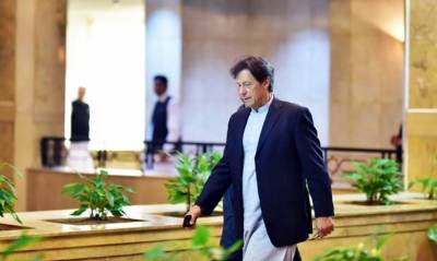 For the first time in history, Pakistani PM Imran Khan named as 'Man of the Year' by RISSC in most persuasive Muslim of the World list