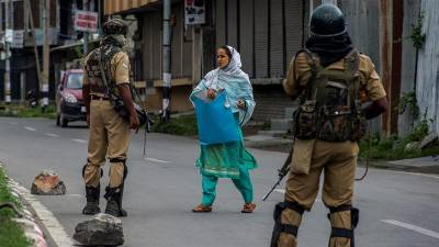 Occupied Kashmir lockdown enters 65th day, More sane voices being raised from within India against PM Modi