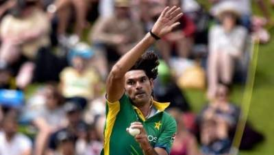 Pakistan fast bowler Mohammad Irfan claims finishing top Indian batsman career