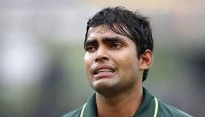Pakistan's Umar Akmal makes history in T20 International Cricket