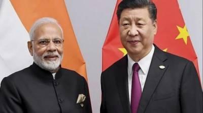 China India war of words over Occupied Kashmir ahead of Xi - Modi informal summit