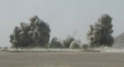 Frustration over losing war in Afghanistan, US Military bombings hit 10 years high against Taliban