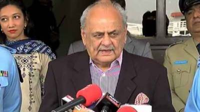 Interior Minister Ijaz Shah makes revelations over JUI F Chief Fazalur Rehman Azadi March
