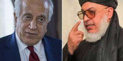 New Inside details of US and Afghan Taliban secret meeting in Islamabad