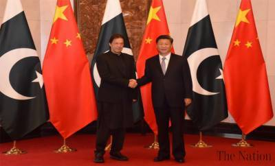 Pakistan PM Imran Khan held important meeting with Chinese President Xi Jinping