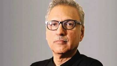 Pakistani President Dr Arif Alvi takes a dig at Indian Supreme Court