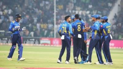 Srilankan cricket team makes history against Pakistan