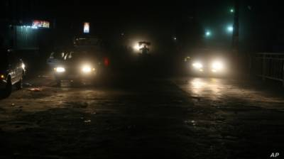 Afghan Taliban leave Kabul into complete darkness
