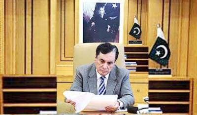Chairman NAB Justice (R) Javed Iqbal lands in hot waters