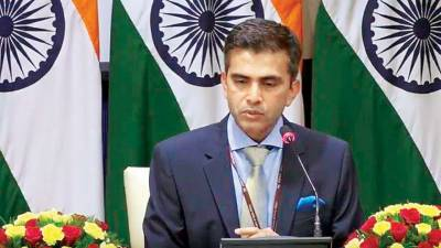 India lashes out against Pakistan China leaders unanimous statement over Occupied Kashmir