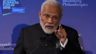 Indian PM Modi's yet another lie has been exposed