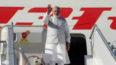 Indian PM Narendra Modi VIP Aircraft fitted with state of the art Missile Defence System