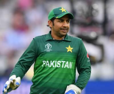 Skipper Sarfraz Ahmed for rest from international cricket