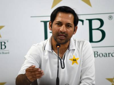 Yet another apologetic press conference from Pakistani Skipper Sarfraz Ahmed