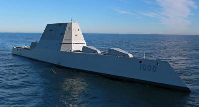 $7.8 billion most deadly American warship faces a setback