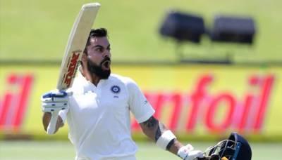 Indian Skipper Virat Kohli creates history in International Test Cricket