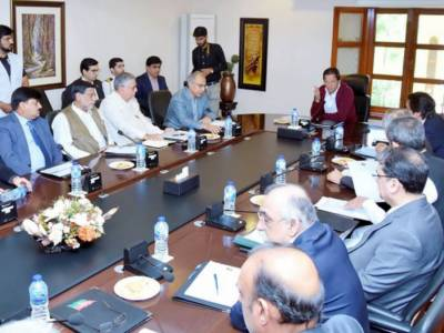 PM Imran Khan holds highest level meeting of the government economic team