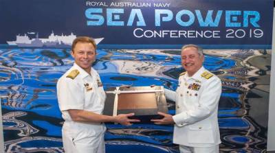 Sea Power Conference 2019: Pakistan Navy Chief held key meetings with various Naval Chiefs in Australia
