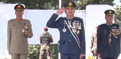 Dare you NOT think of any misadventure, PAF Chief's to Indian Military