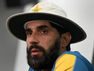 Head Coach Misbah ul Huq under fire over dual role in PCB