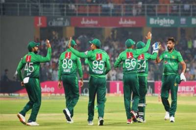 ICC unveils T20 International Rankings after Pakistan's series whitewash against Srilanka