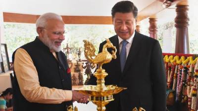 Indian PM Narendra Modi accepts China's President Xi Jinping offer