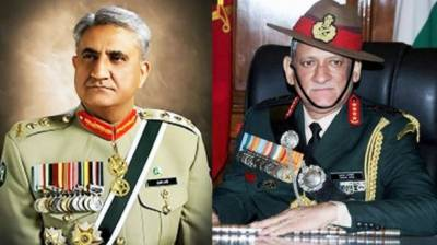 Pakistan and Indian Military DGMOs held functional contact over LoC