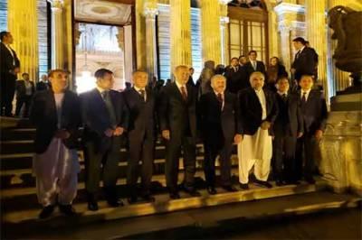 Pakistan NA Speaker Asad Qaiser held important meeting with the Turkish President Tayyip Erdogan