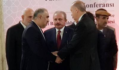 Rejecting Indian unfounded concerns, Turkish President Tayyip Erdogan assures full support to Pakistan over Occupied Kashmir conflict yet again