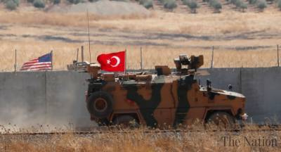 Turkish Military rejects American warnings over Syria war