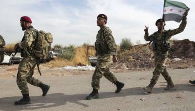 US troops came under heavy artillery fire from Turkish Army