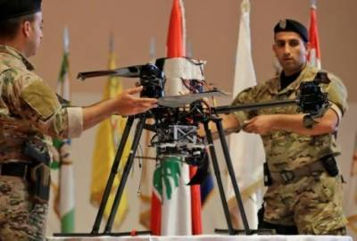 Gulf State Army threatens to shoot down Israeli military drones