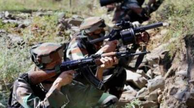 Indian Army soldier killed at LoC in Pakistan Army retaliatory fire in return to unprovoked fire from across border