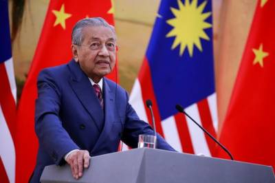 Malaysian PM Mahatir Mohammad responds over reports of Indian economic restrictions